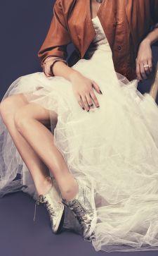 Пышные фатиновые юбки-пачки: с чем носить на каждый день и на выход