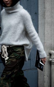 Элегантные модели женских свитеров