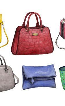 Виды сумок: подбираем уникальную сумку для своего образа