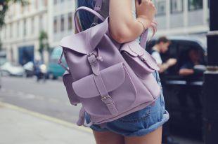 Женские рюкзаки: неотъемлемый атрибут активной леди