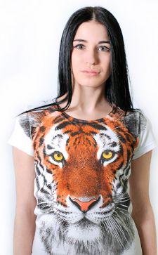 Модные женские футболки 2017