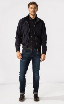 Модные мужские джинсы 2017: зауженные и широкие модели