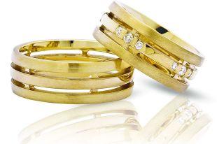 Красивые женские и мужские кольца с бриллиантами