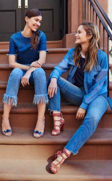 Стильные фасоны джинсов