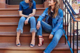 Стильные фасоны джинсов 2017
