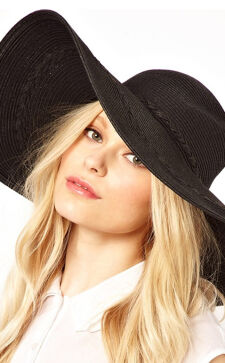 Модные женские шляпы 2017: красивые модели на весну и лето