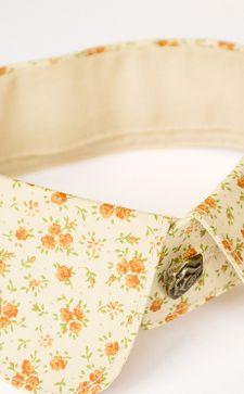 Женские накладные воротнички: красивые фасоны для платьев и пальто