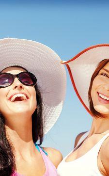 Must Have на лето — соломенная шляпа