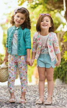 Модная детская обувь весна 2017