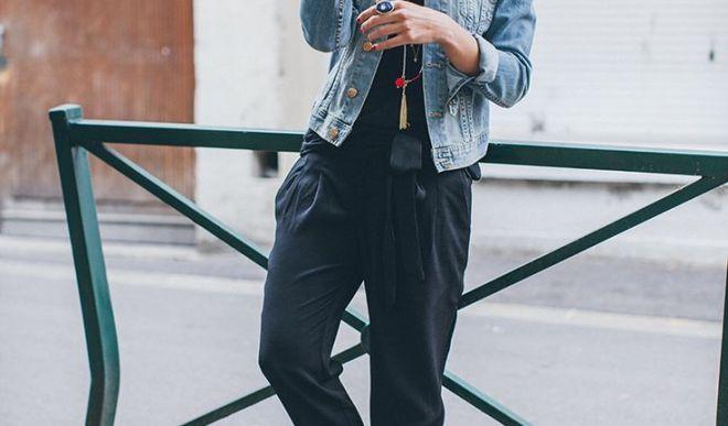 Брюки галифе: с чем носить?
