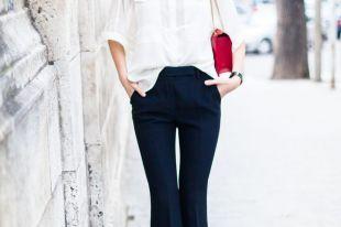 Последние веяния моды в дизайне брюк