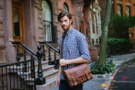 Модные мужские сумки и рюкзаки 2016