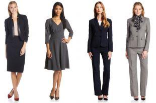 Модный классический стиль в женской одежде 2017