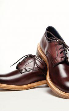 Виды мужских туфель и ботинок
