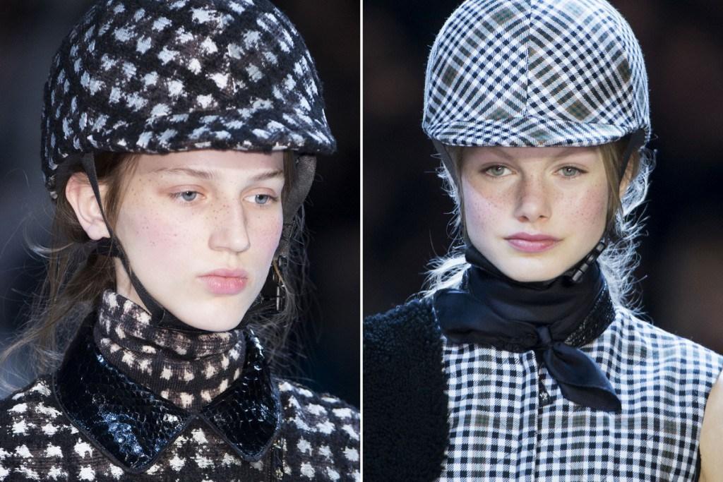 Шляпы от Moncler Gamme Rouge