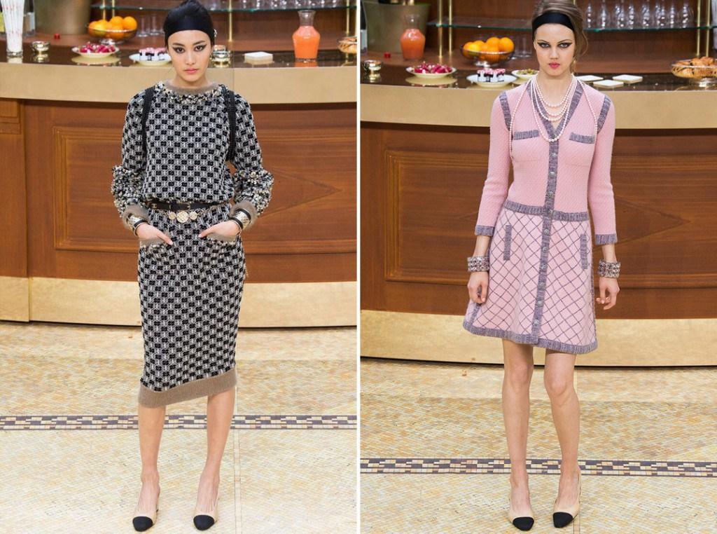 Платья Chanel