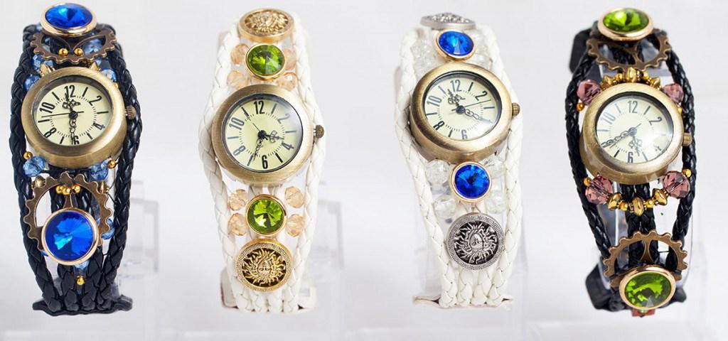 Модные модели часов