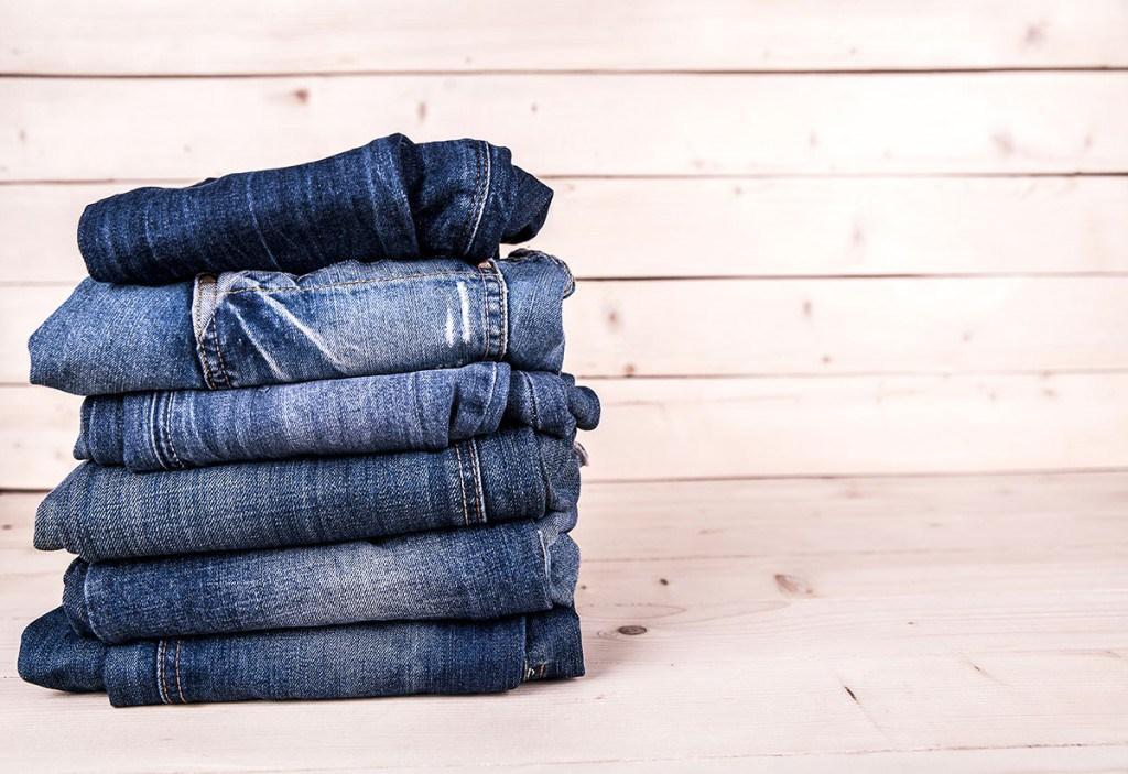 Виды джинс