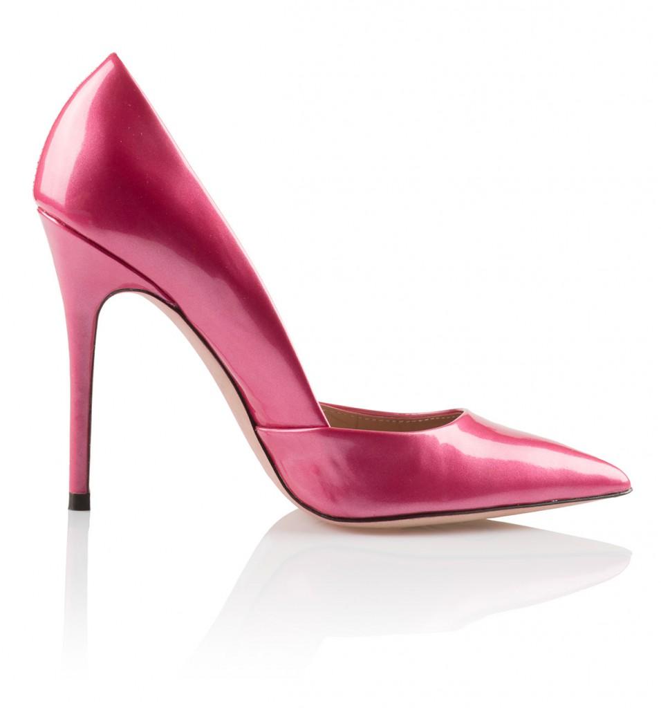 Розовые лодочки