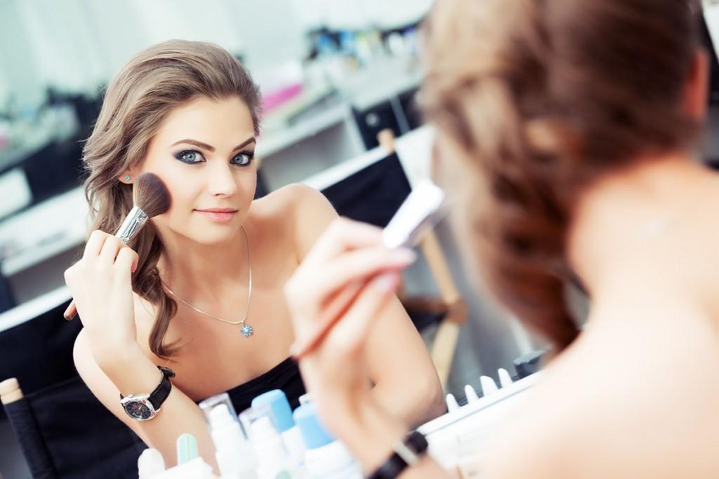 Модный макияж самостоятельно