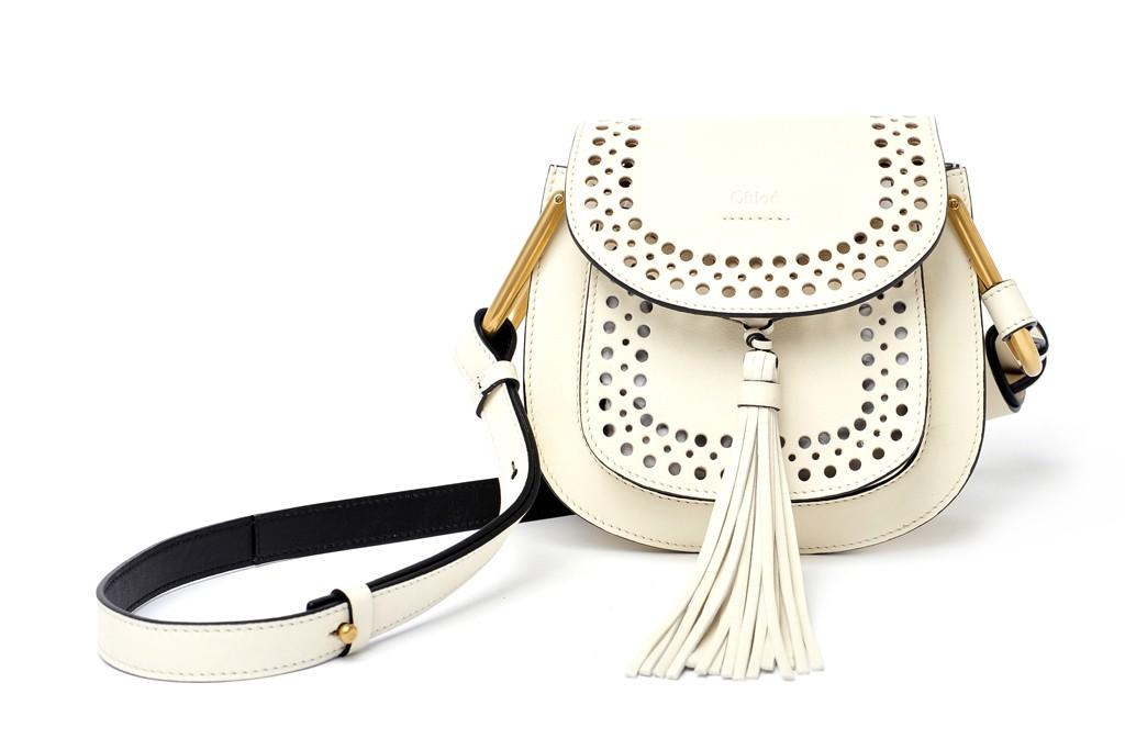 Бежевая сумка Chloe