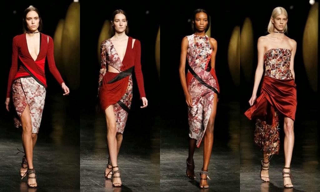 Платья с разрезами