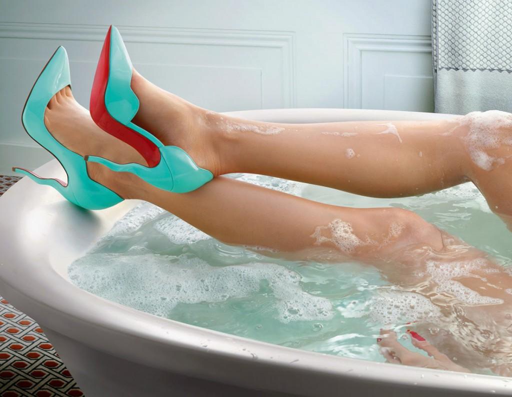 Туфли от Christian Louboutin