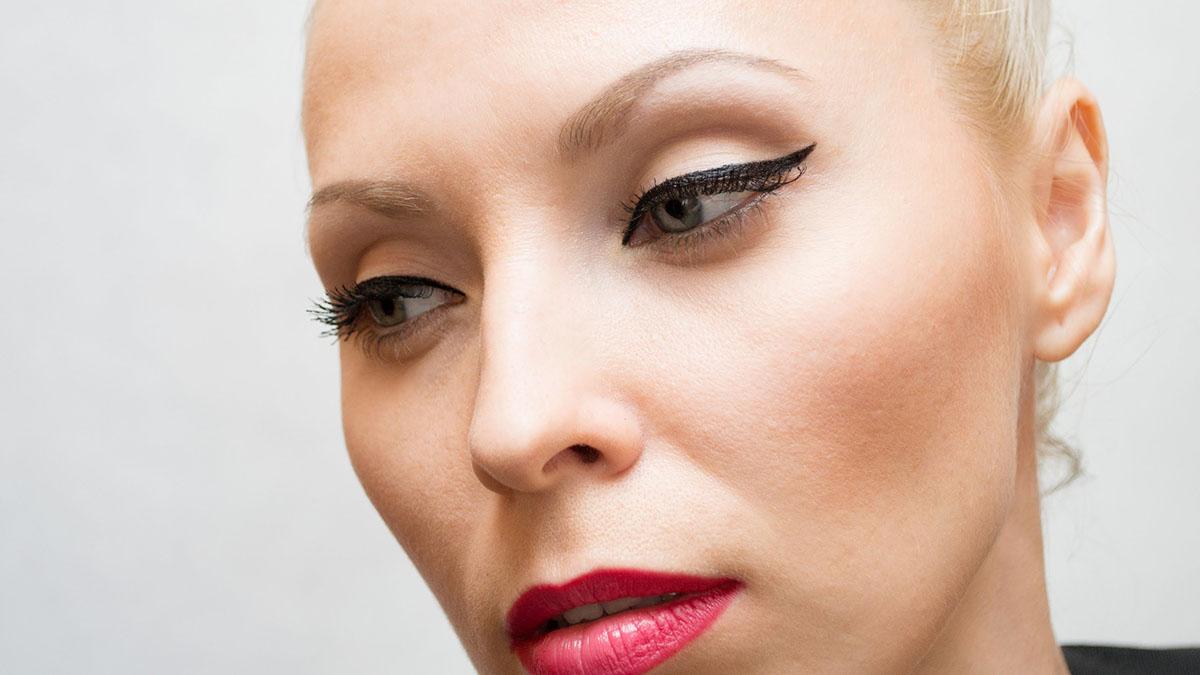 Как сделать вечерний макияж для брюнетки - Женский журнал ХОЧУ 62