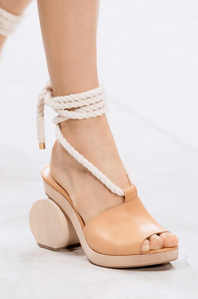 Модная обувь для весны 2016