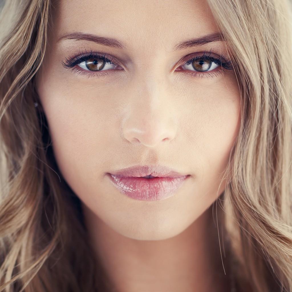 Естественный легкий макияж глаз