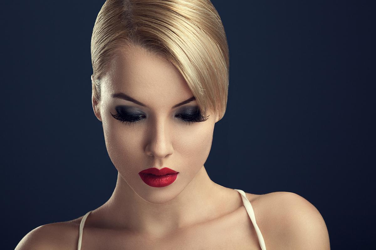 Макияж для волос бьюти