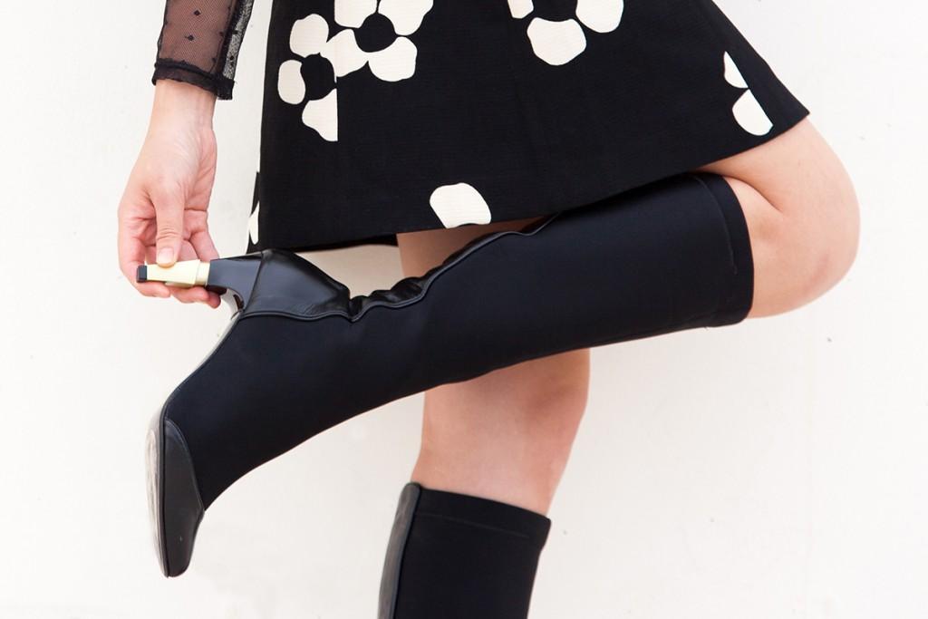 Обувь Mossto со съемным каблуком