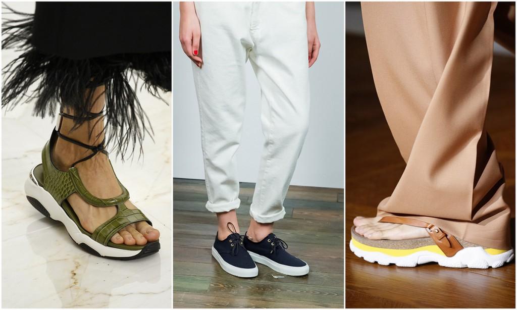 Модная обувь 2016 года
