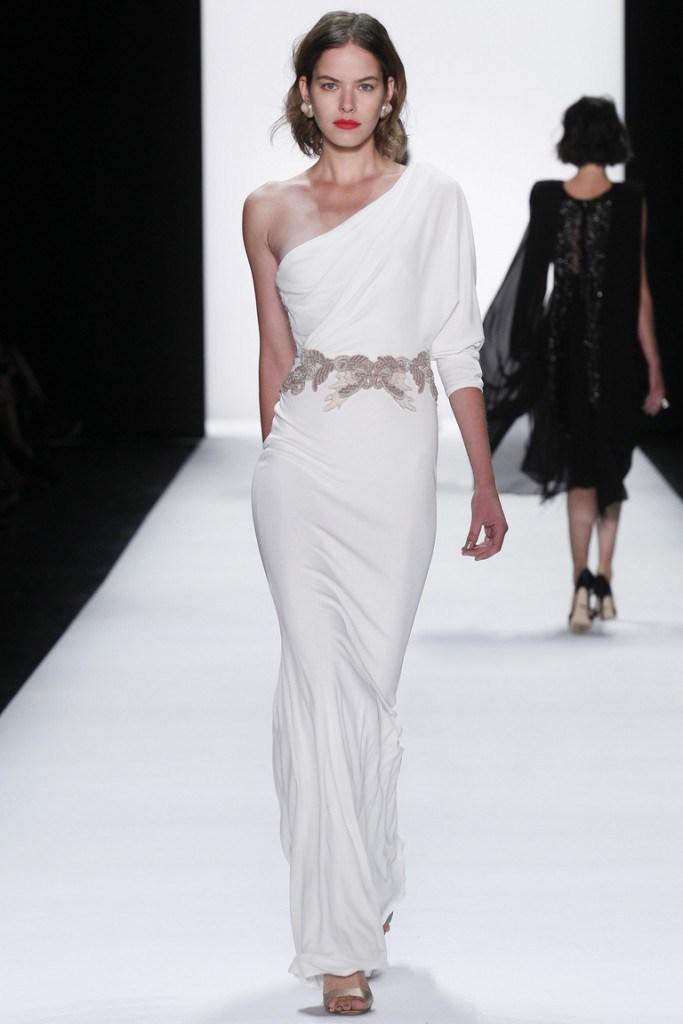 Свадебное платье от Badgley Mischka