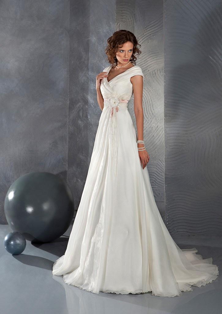 Свадебное платье от Gabbiano