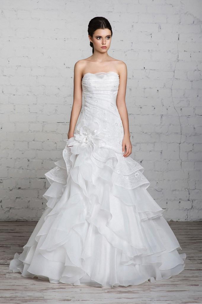 Свадебное платье от Natalya Romanova