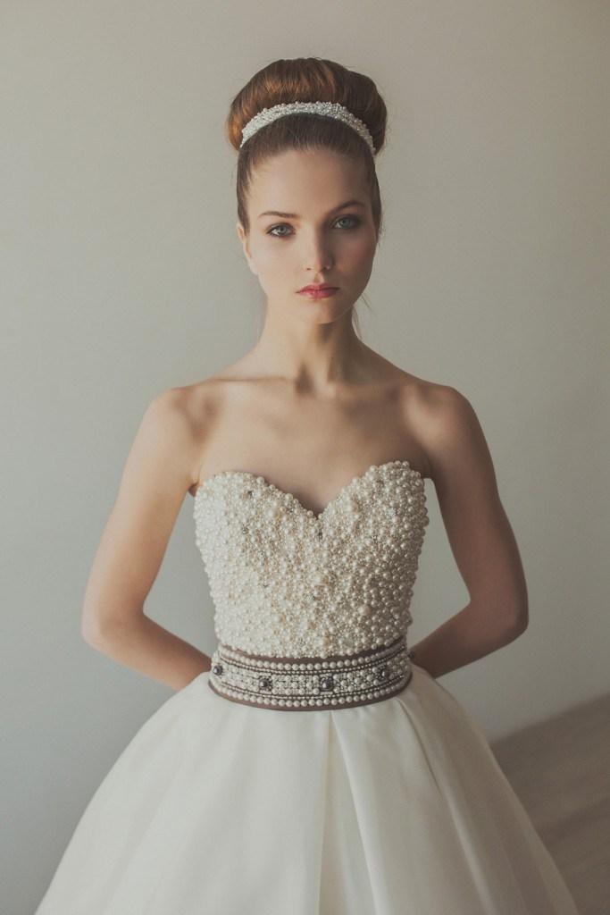 Свадебное платье от Natasha Bovykina
