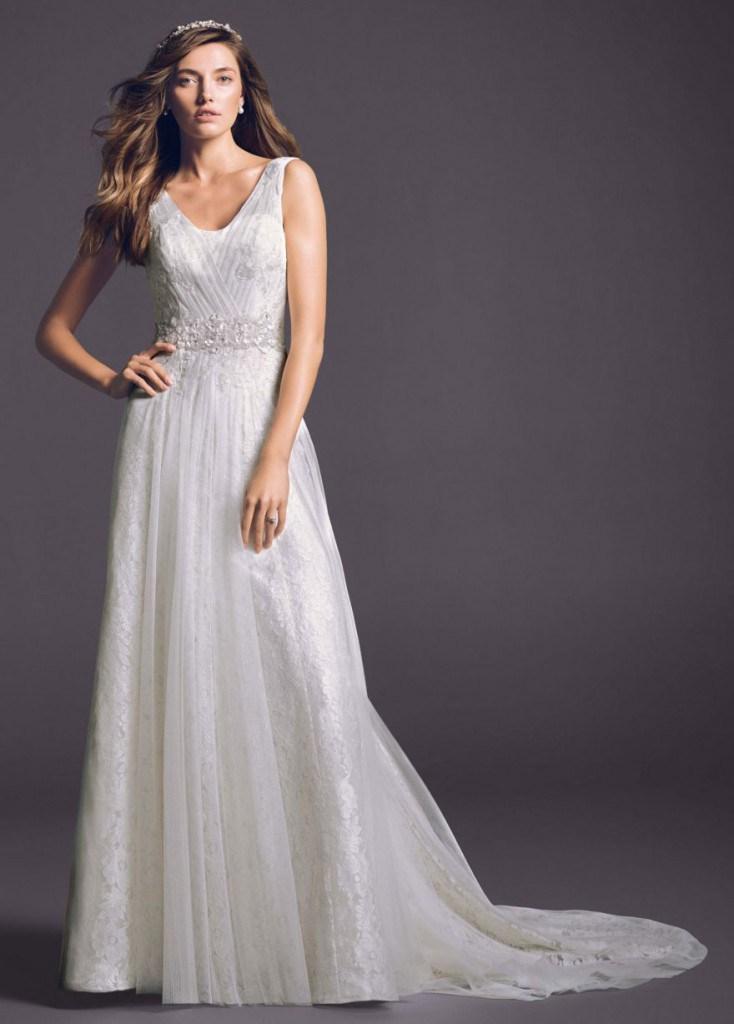 Свадебное платье от Oleg Cassini