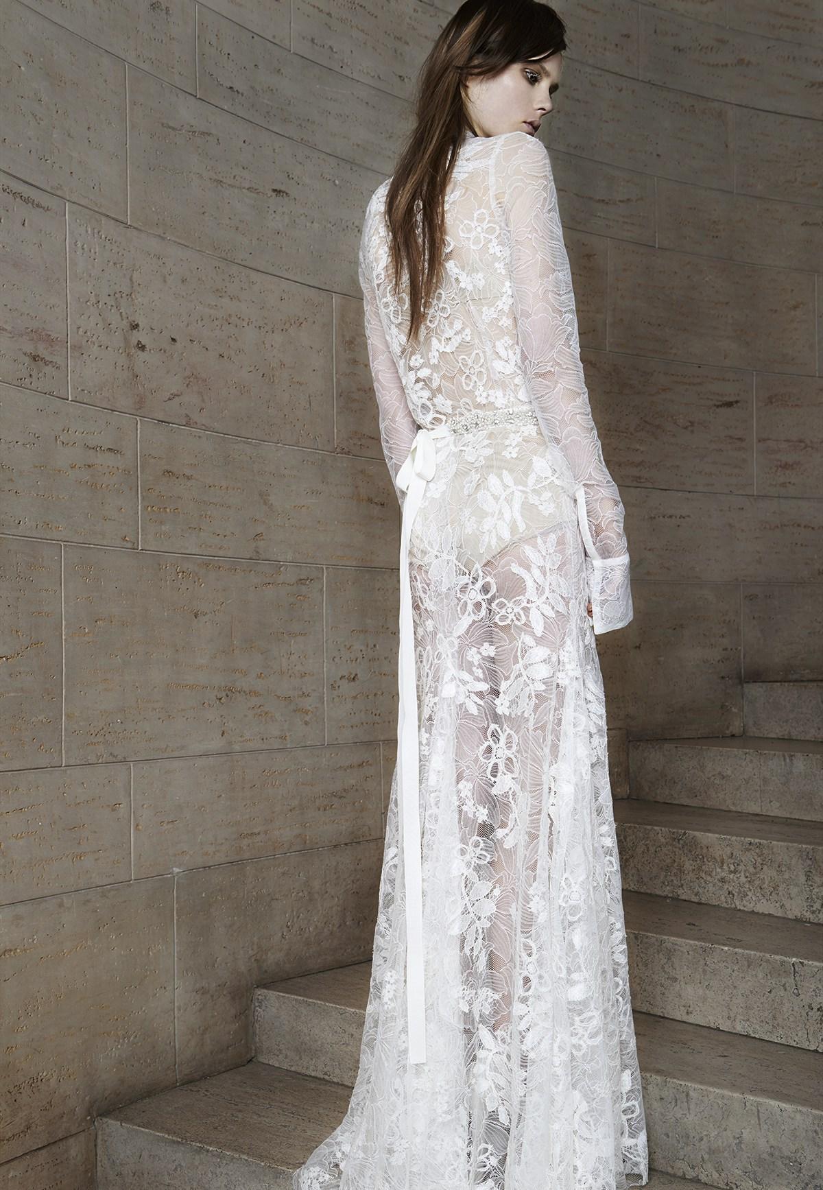 50ab71e9a1f Свадебное платье от Vera Wang
