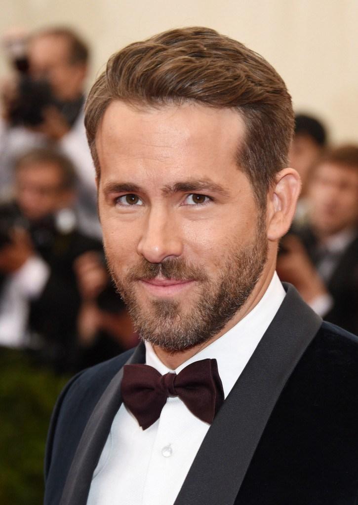 Борода в голливудском стиле