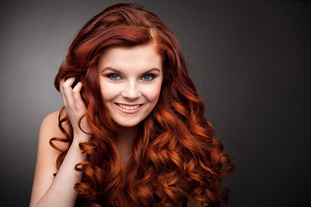 Средний уровень красок для волос
