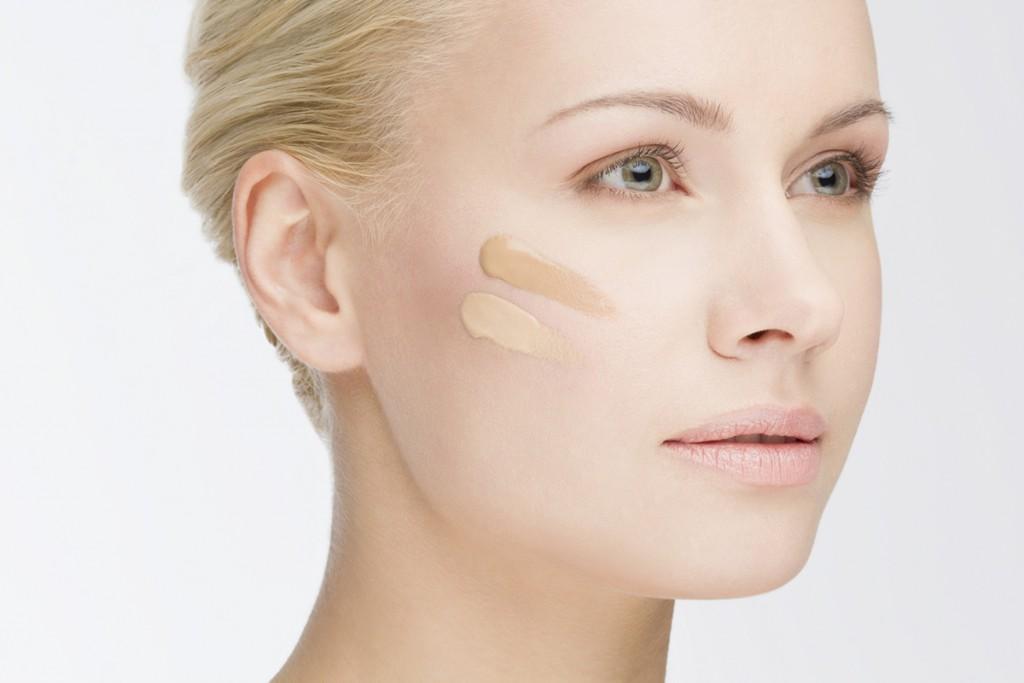 Тональный крем по цвету кожи