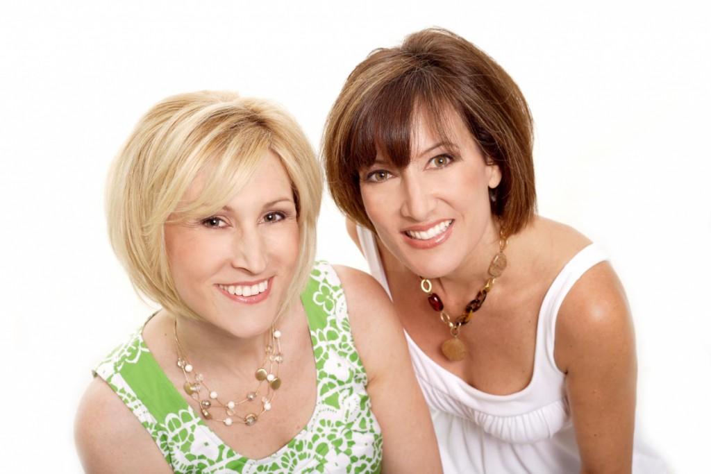 Женщины с макияжем после 40 лет
