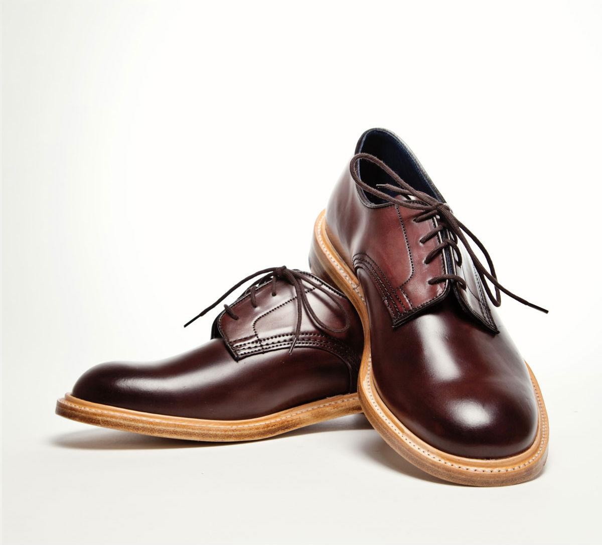 Модные модели мужских туфлей