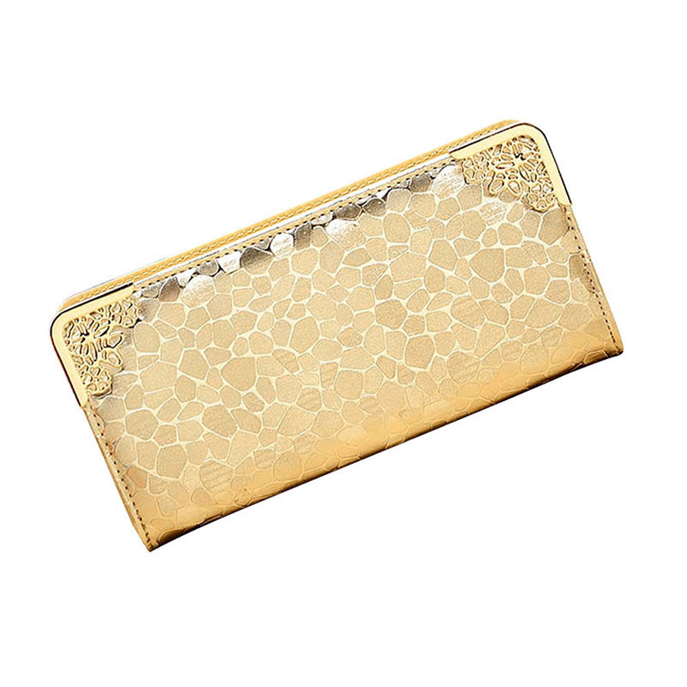 Золотистый кошелек