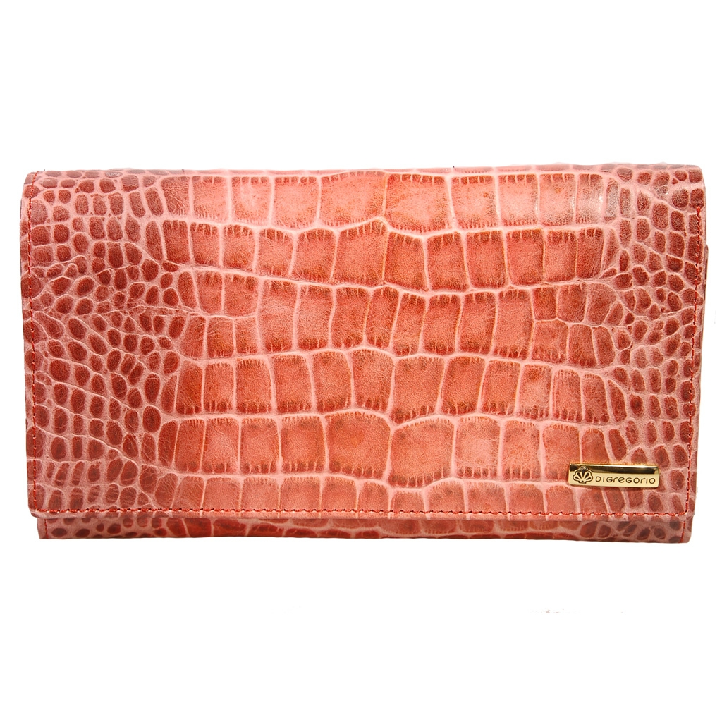 Модный кошелек из кожи рептилии