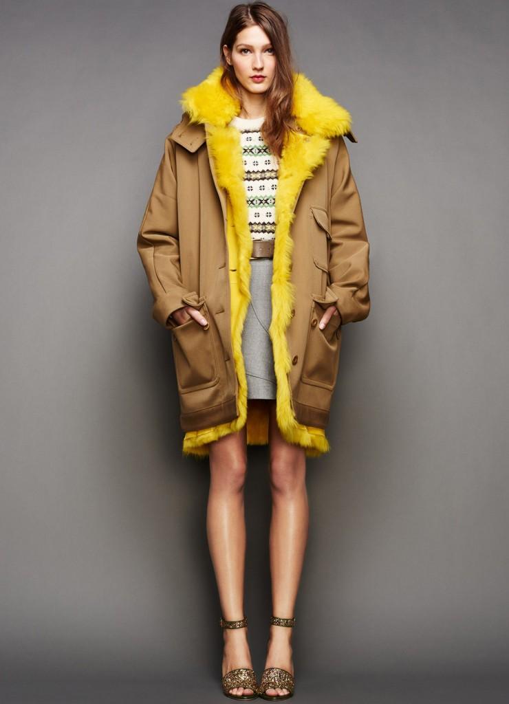 Зимние куртки 2017 года модные тенденции
