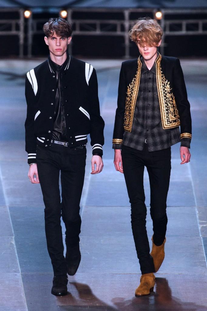 Андрогинность в мужской моде