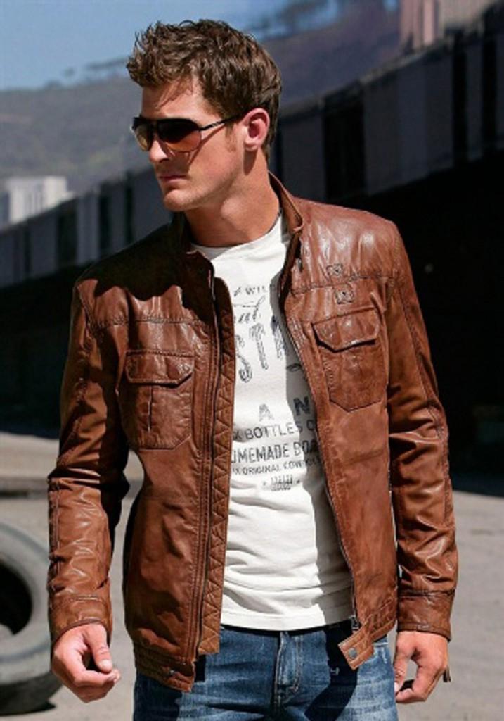 Брутальный стиль в мужской моде 2016