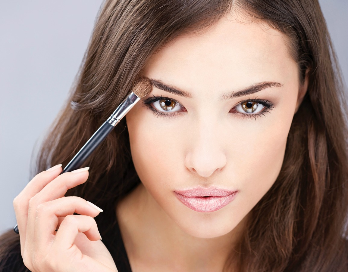 Дневной макияж в домашних условиях